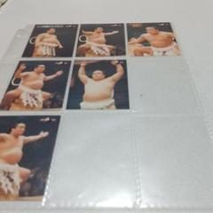 """Thumbnail of """"BBM98大相撲カード"""""""