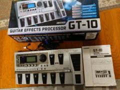 "Thumbnail of ""BOSS GT-10 マルチエフェクター"""