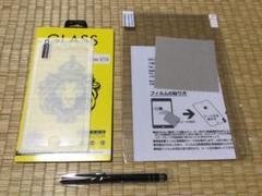 "Thumbnail of ""iPad mini、 iPhone用 画面保護シール・ タッチペンのセット"""