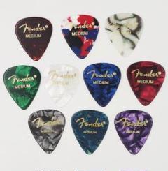 """Thumbnail of """"Fender ピック 351 ミディアム 10枚"""""""