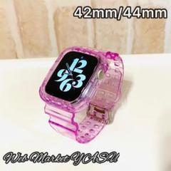 "Thumbnail of ""Apple Watch クリアバンド ピンク 42mm/44mm"""