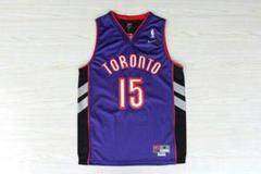 "Thumbnail of ""NBA トロント ラプターズ ヴィンスカット 15背番号 青い 【L】_1"""