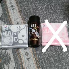 """Thumbnail of """"BTSコーヒー今治タオルハンカチ二枚"""""""