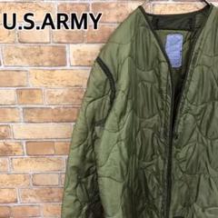 "Thumbnail of ""【U.S.ARMY】M-65 キルティングライナー 80s ミリタリージャケット"""