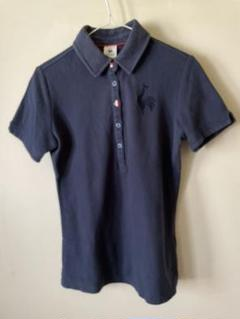 "Thumbnail of ""lecoqsportifルコックスポルティフゴルフウェアシャツ Lサイズ"""