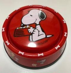 """Thumbnail of """"SNOOPY ペット用食器 お菓子入れ"""""""