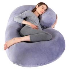 """Thumbnail of """"抱き枕 妊婦 授乳クッション 背もたれクッション 腰枕 横向き寝枕 安眠グッズ"""""""