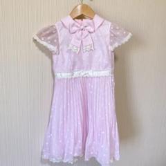 "Thumbnail of ""ワンピース ドレス 130cm"""