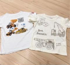 "Thumbnail of ""UNIQLOトミカコラボ西松屋半袖Tシャツ100"""