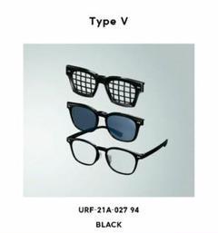 "Thumbnail of ""JINS&SUN×VERDY アイウェア Type V BLACK"""