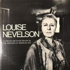 """Thumbnail of """"Louise Nevelson - An Interview With 〜"""""""