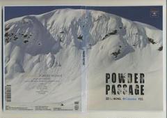 "Thumbnail of ""POWDER PASSAGE スノーボード DVD バックカントリー"""