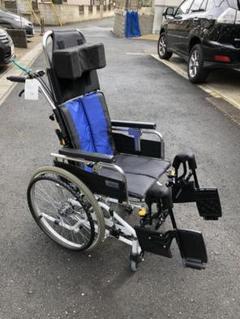 "Thumbnail of ""株式会社 ミキ miki  BAL-11  リクライニング式 車椅子"""