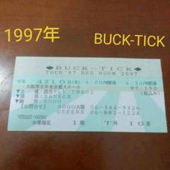 "Thumbnail of ""BUCK-TICK    半券チケット"""