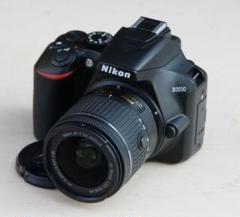 "Thumbnail of ""Nikon D3500 AF-P18-55 VR Bluetoothショット極少"""