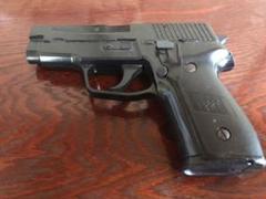 "Thumbnail of ""東京マルイ SIG SAUER  POLIZEI P228 エアガン ジャンク"""