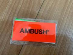 "Thumbnail of ""ambush ステッカー 4枚セット"""