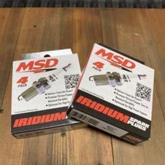 """Thumbnail of """"新品 MSD イリジウムスパークプラグ IR5Y8本セットシボレー C1500"""""""