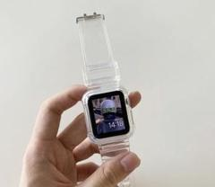 "Thumbnail of ""Apple Watch 透明 クリアバンド 38/40mm"""
