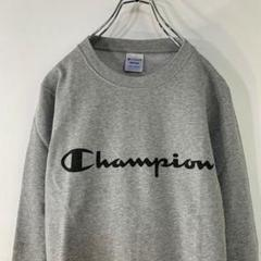 """Thumbnail of """"Champion ビッグ ロゴ 薄手 裏毛 トレーナー スポーツミックス"""""""