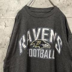 "Thumbnail of ""RAVENS FOOTBALL USA輸入 カラス ビック Tシャツ"""