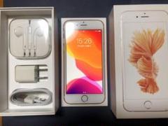"Thumbnail of ""iPhone6s 64GB SIMフリー 新品イヤホン、アダプター、ケーブル付き"""