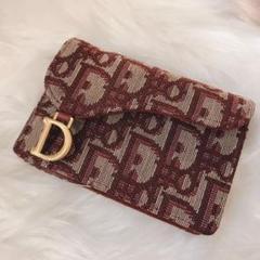 """Thumbnail of """"Christian Dior  トロッター カードケース 名刺入れ"""""""