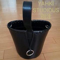"Thumbnail of ""YAHKI  STUDIOUS 別注バケツバッグ"""