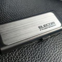 "Thumbnail of ""エレコム USB メモリ16GB USB3.0 ス ブラック BSU316GBK"""