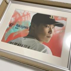 "Thumbnail of ""オリックスバファローズ 中川圭太 スタメンフォト2020"""