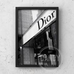 "Thumbnail of ""#3367 アートポスター Dior オマージュアート"""