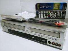 "Thumbnail of ""簡単ダビング★DXアンテナDVR-120V VHS⇔DVDダビングビデオデッキ"""