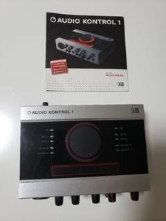 """Thumbnail of """"Audio kontro 1 Native instruments"""""""