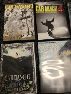 """Thumbnail of """"car danchi stonp dvd 9枚 車団地 スノーボード"""""""