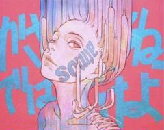"""Thumbnail of """"古塔つみ × atmos GICLEE POSTER PINK ED.5"""""""