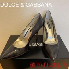 "Thumbnail of ""【DOLCE & GABBANA】ドルガバ パンプス ヒール 24cm"""