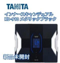 """Thumbnail of """"タニタ体組成計 RD-910 (メタリックブラック)"""""""