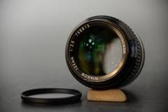 "Thumbnail of ""Nikon ニコン Ai Nikkor 105mm f2.5"""