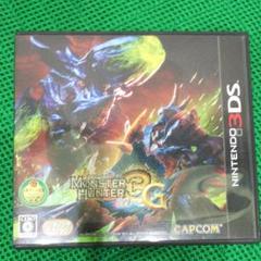 "Thumbnail of ""モンスターハンター3G 3DS"""