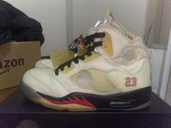 off-White Nike air Jordan5