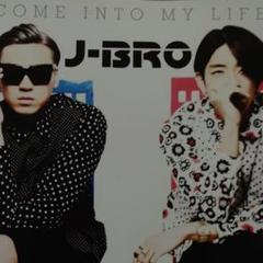 "Thumbnail of ""J-BRO/Come into my life(レンタル落ち)"""