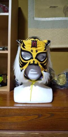 """Thumbnail of """"タイガーマスク Ⅲマークプライベートマスク"""""""