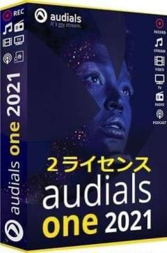 "Thumbnail of ""Audials One Windows版 2ライセンス"""