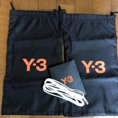 "Thumbnail of ""Y-3 シューズ袋 (巾着袋) 靴紐"""