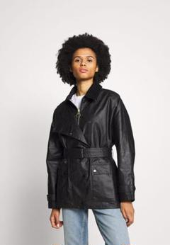 """Thumbnail of """"Barbour by ALEXA CHUNG 黒ジャケット"""""""