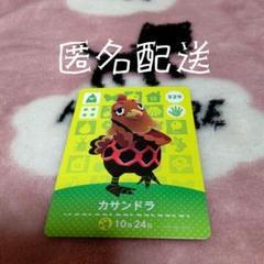 "Thumbnail of ""どうぶつの森amiiboカード カサンドラ"""