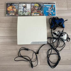 """Thumbnail of """"PS3 本体+コントローラー+ソフト"""""""