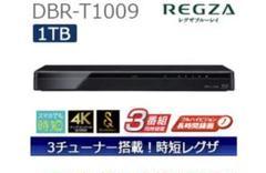 "Thumbnail of ""【新品未使用】東芝 REGZA レグザ ブルーレイ DBR-T1009"""