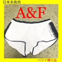 "Thumbnail of ""Abercrombie&Fitch ショートパンツ XS ホワイト アバクロ"""