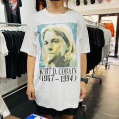 "Thumbnail of ""【希少】カートコバーン Nirvana ニルヴァーナ Tシャツ"""